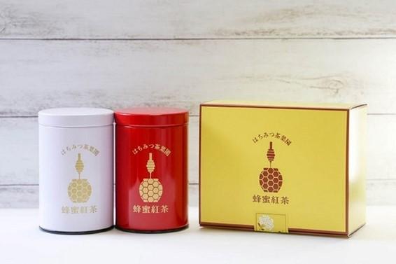 デカフェ蜂蜜紅茶パッケージ