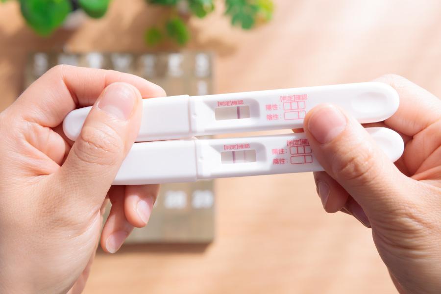 妊娠検査薬の正しい使い方