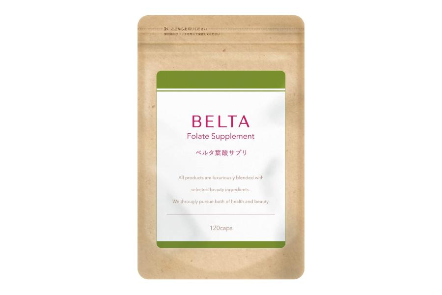 ベルタ「葉酸サプリ」商品画像