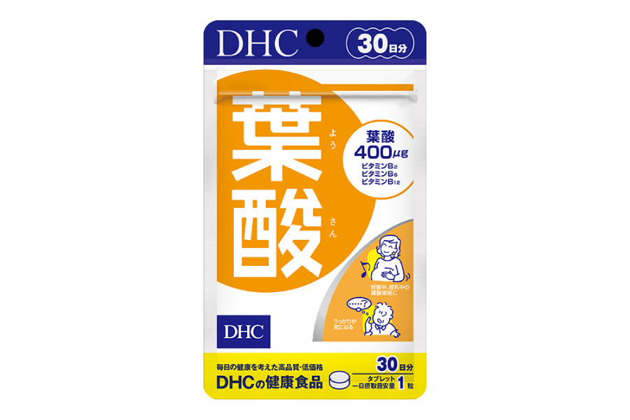 DHC「葉酸」商品画像